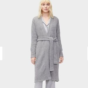 UGG Women's Ana Sweater Knit Slouchy Belted  Robe